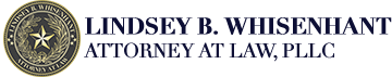 Lindsey B. Whisenhant Law Office PLLC
